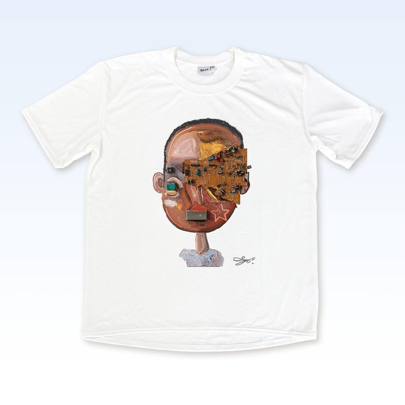 MAGO×BRING T-shirt【NEW COMER】