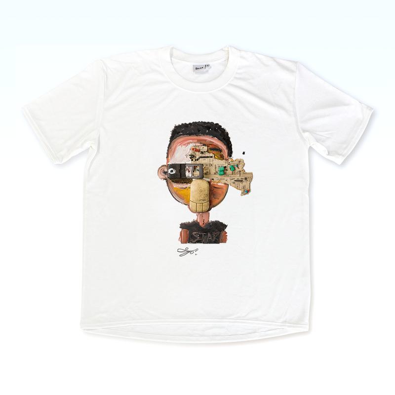 MAGO×BRING T-shirt【Agbogbloshie Boy Ⅱ】