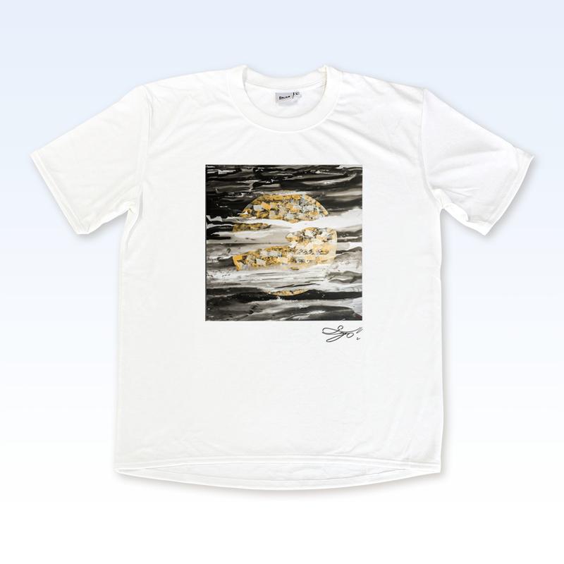 MAGO×BRING T-shirt【世界平和の空気清浄器】