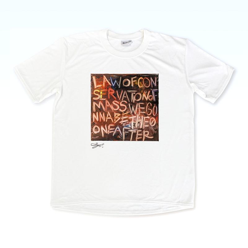 MAGO×BRING T-shirt 【相対性理論】