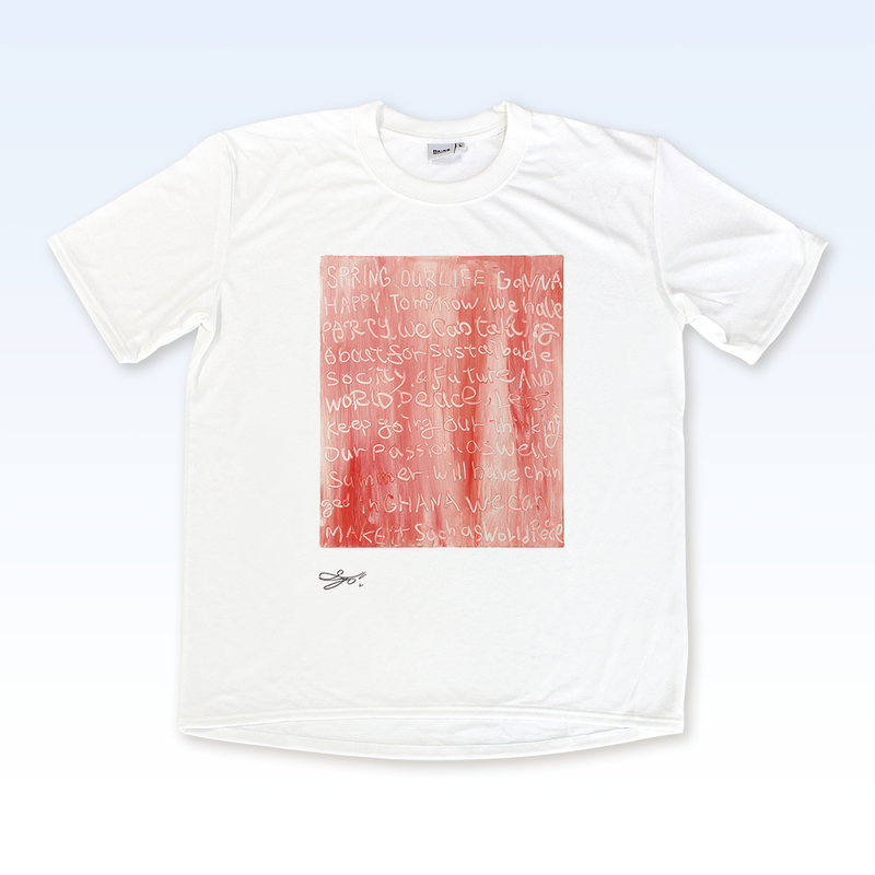 MAGO×BRING T-shirt【SPRING HASCOME】
