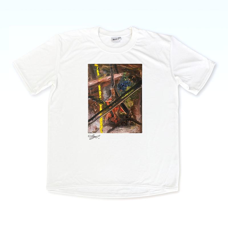 MAGO×BRING T-shirt【シナプス Ⅱ】