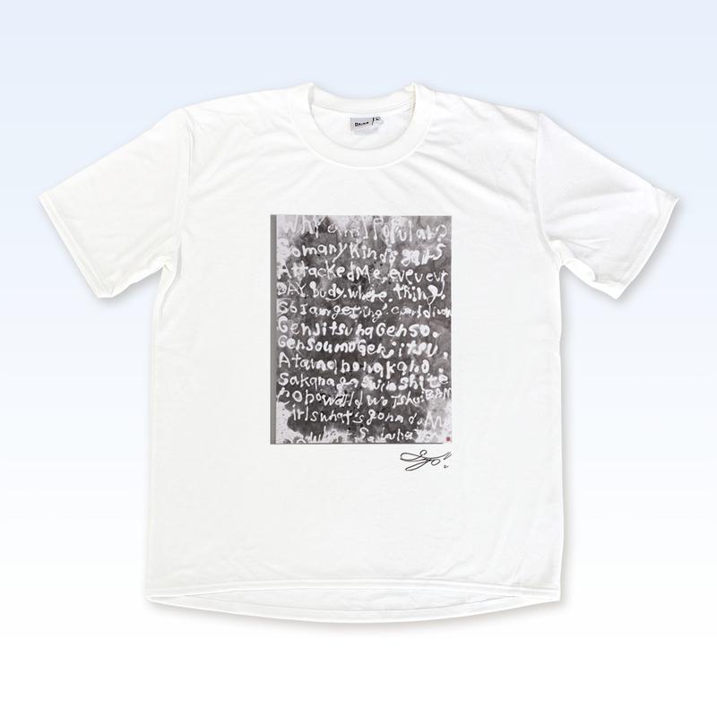 MAGO×BRING T-shirt【My Mindness】