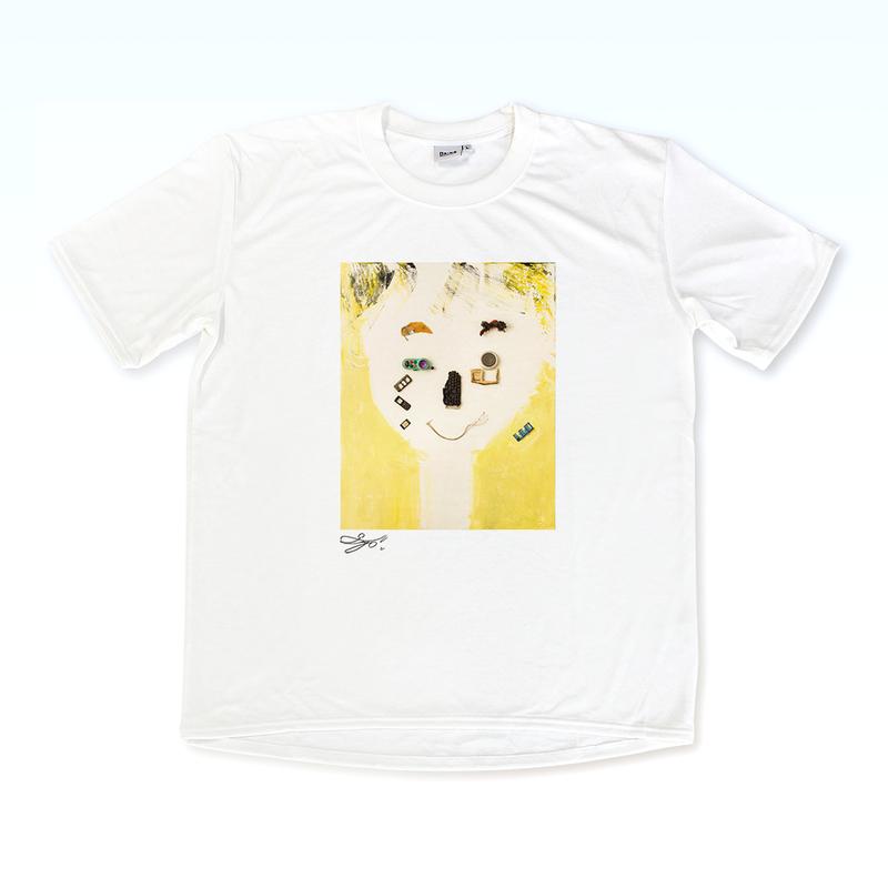 MAGO×BRING T-shirt【plastic smile】
