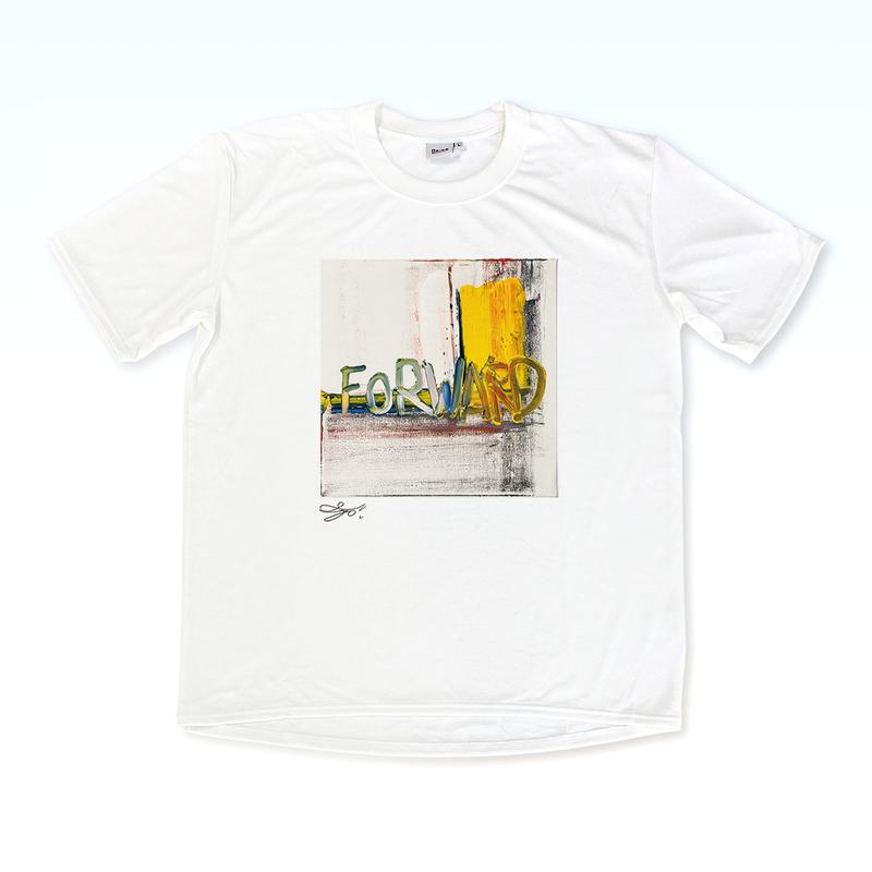 MAGO×BRING T-shirt【for Ward】