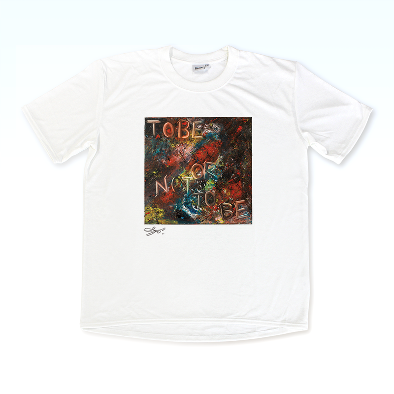 MAGO×BRING T-shirt 【To BE or Not to be】