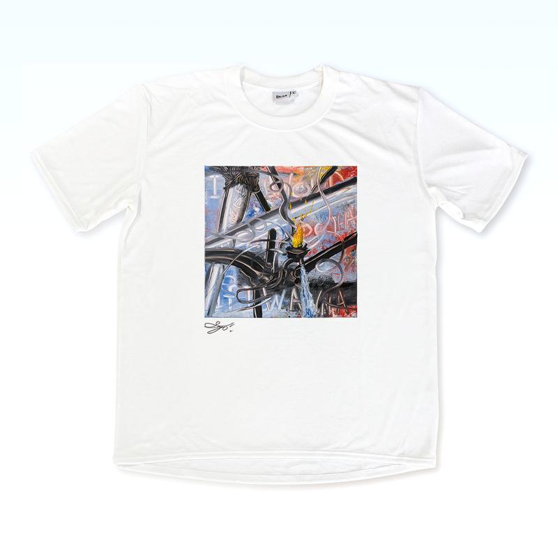 MAGO×BRING T-shirt【シナプス】