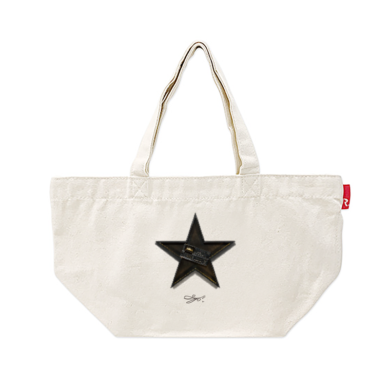 MAGO×ROOTOTE トートバッグ-S 9  【The Plastic BoyBroken Music Player In The Black Star】