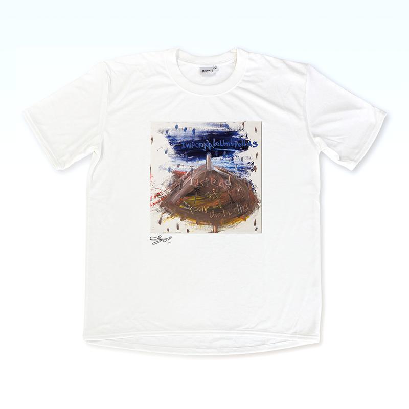 MAGO×BRING T-shirt【Rainy】
