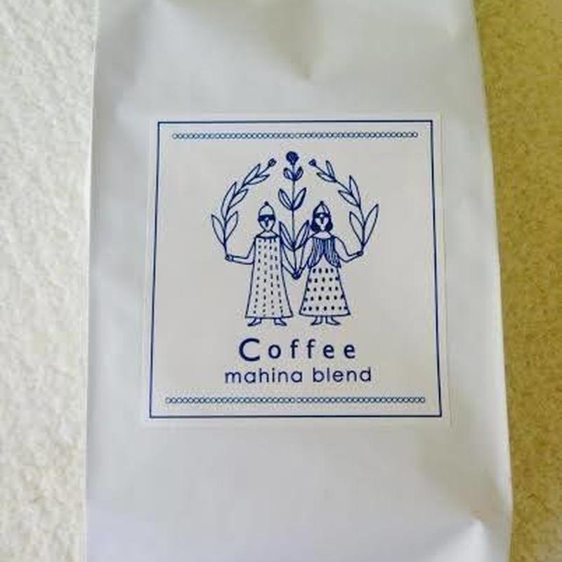 original coffee - mahina blend