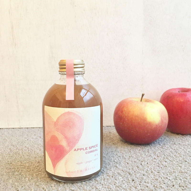 APPLE SPICE CORDIAL     280ml