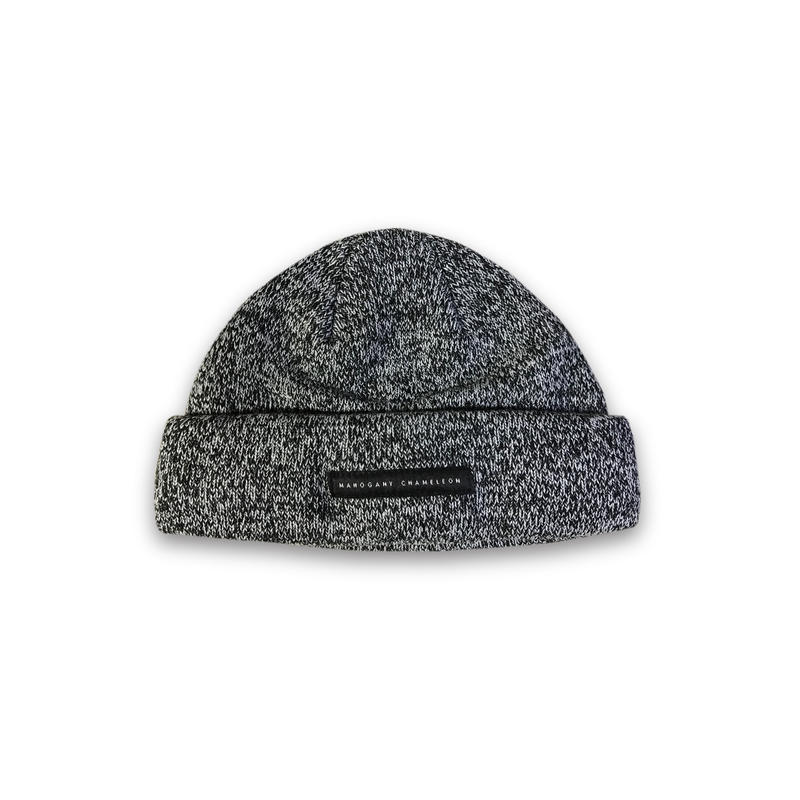 SHORT  BEANIE (TWIST MIX)