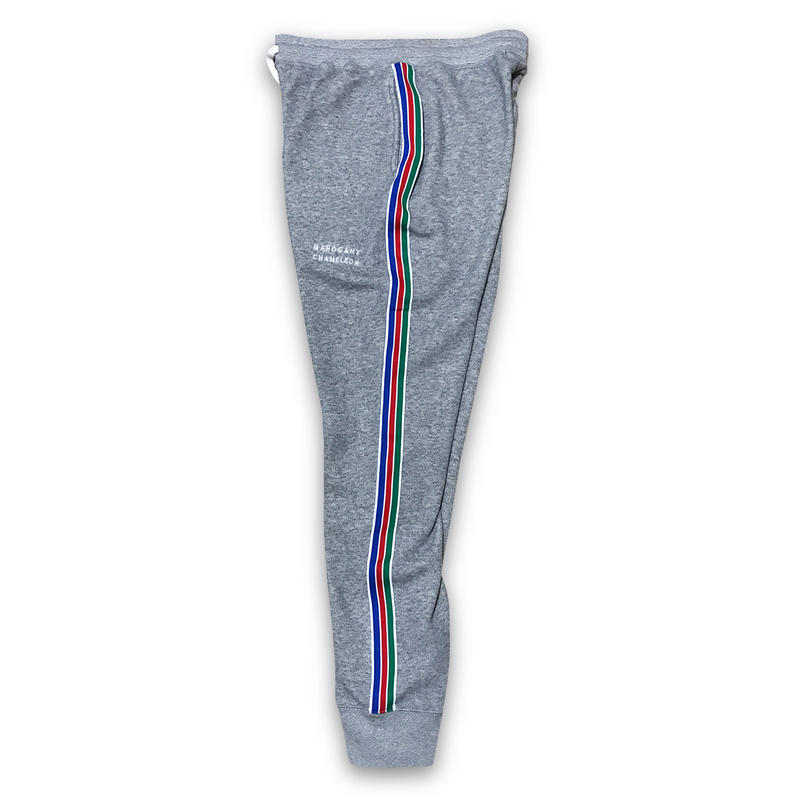 """LINE N'"" SWEAT PANTS (GRAY)"