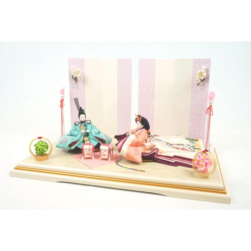 咲蘭平飾り 柴田家千代 [HR18-42A]