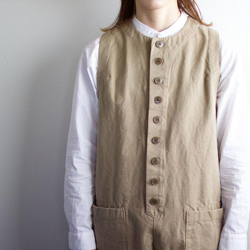 original cotton twill/overall