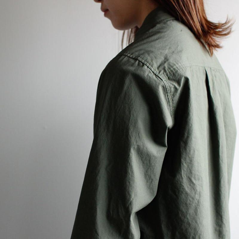 typewriter standard shirt /khaki