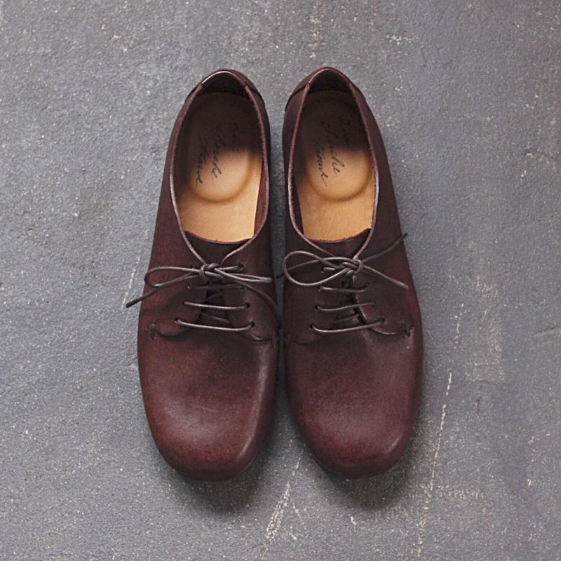 SHOE&SEWN/Stratford/Tabacco/size37