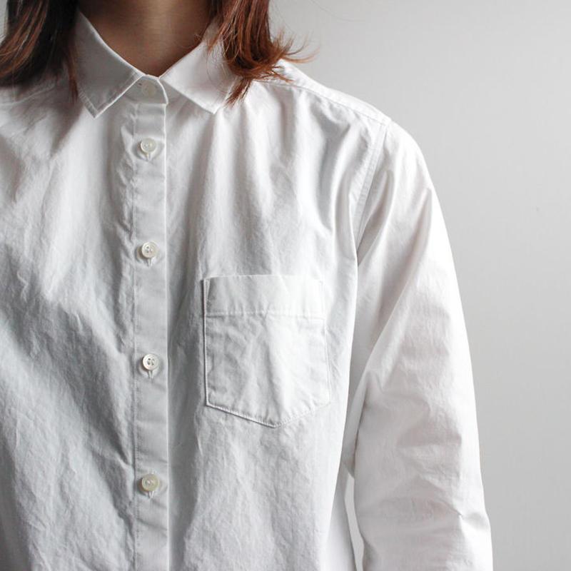typewriter standard shirt /white