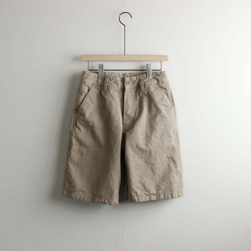 original cotton twill shorts