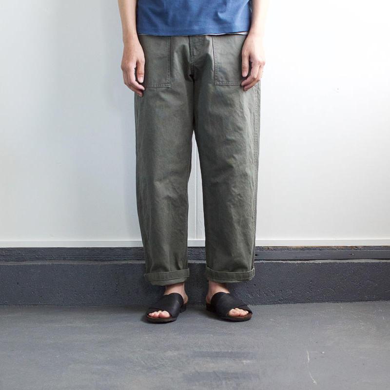 army code /baker pants:khaki