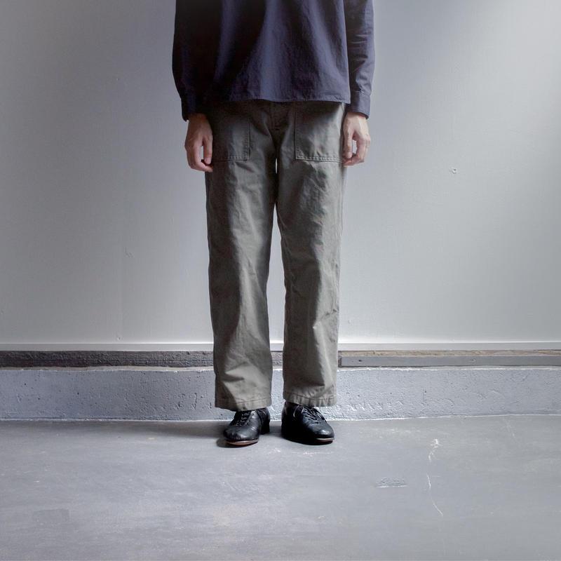 baker pants/ka-ki