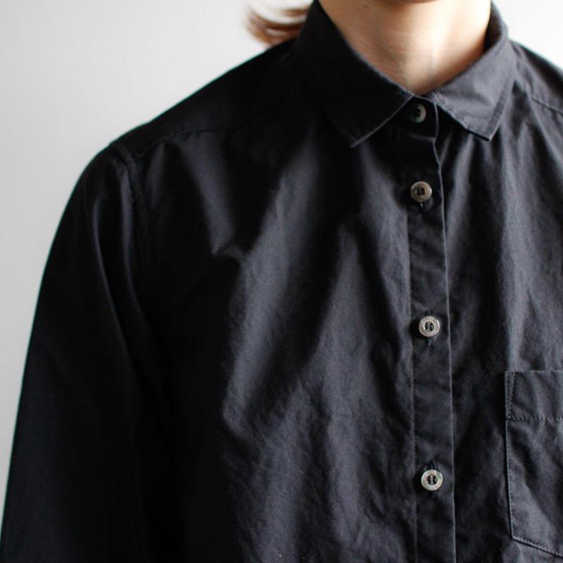 typewriter standard shirt / black