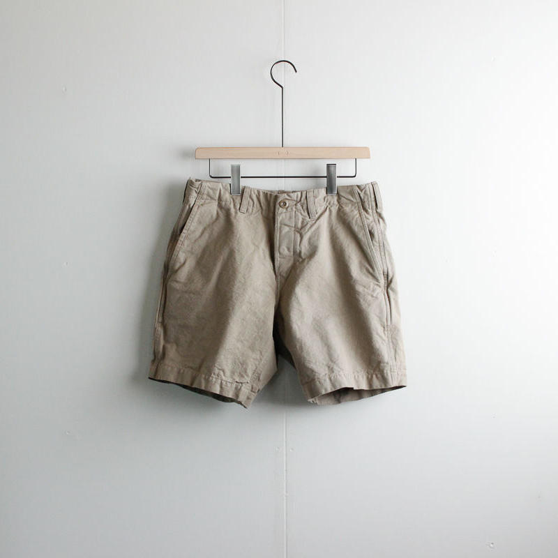 original cotton twill shorts/size1&2