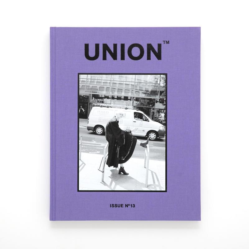 UNION #13 COVER (C)