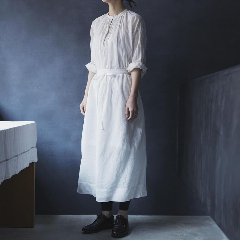 スカートエプロン(White) / DOI