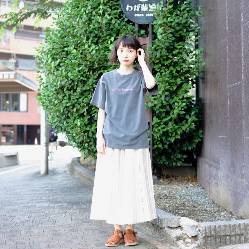 ajouter Original Tee Part3/ time travel / ペッパー