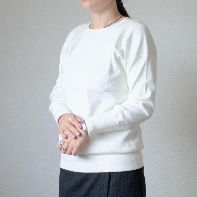 Olde Homesteader / CREW NECK SWEAT SHIRT -OFFWHITE