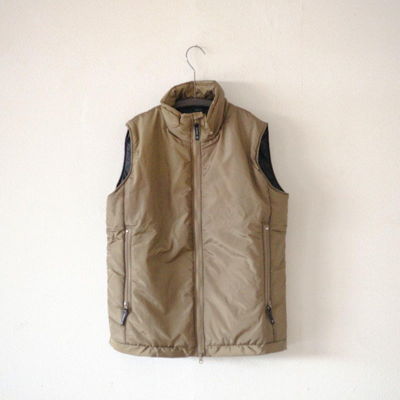 Beyond Clothing / Level7- Primaloft Vest - coyote