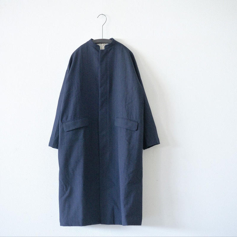 Tailor The Dress / Mao-Collar Coat