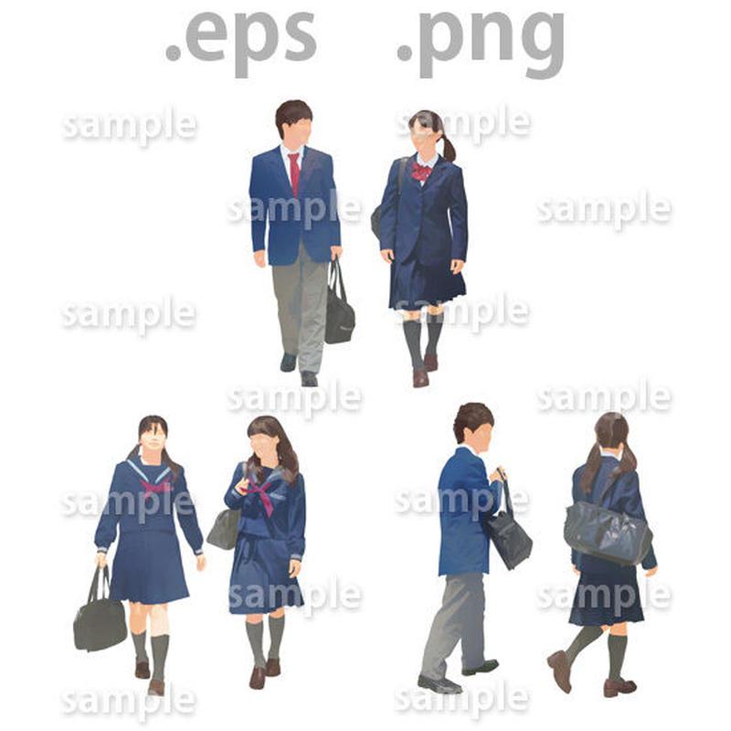 子供イラスト (EPS , PNG )   ch_018