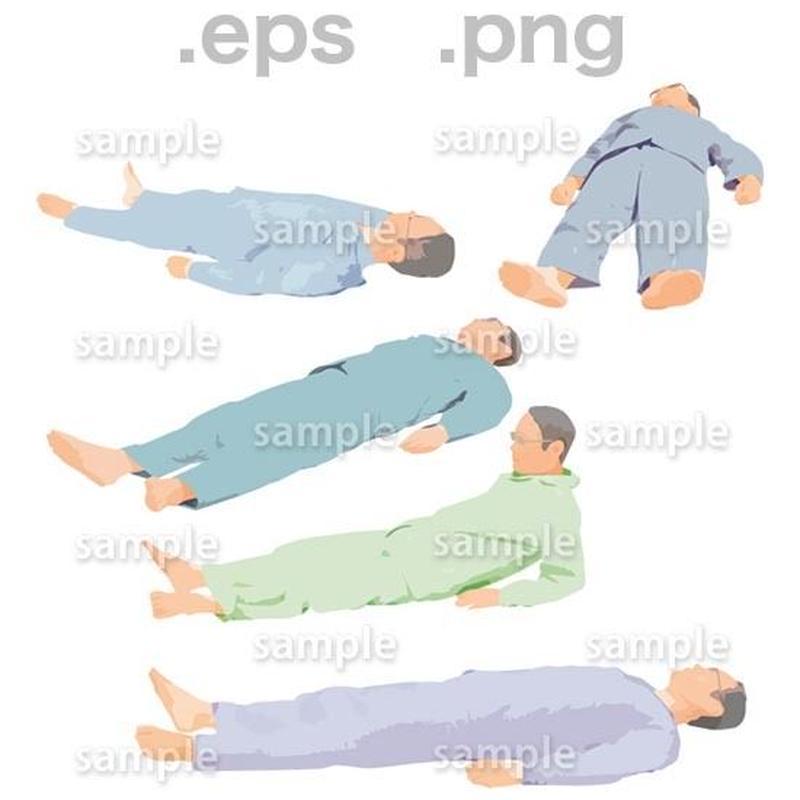 シニアイラスト (EPS , PNG )   se_257