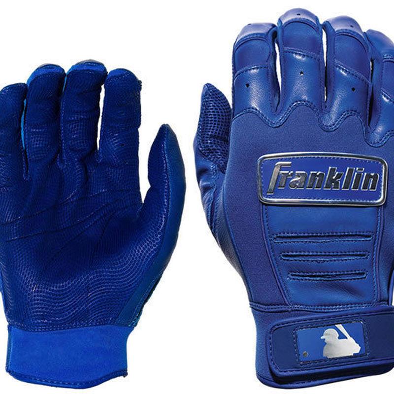 【バッティンググローブ】Franklin/フランクリン/ CFX PRO クロムシリーズ/両手用(ロイヤル) 【20576】