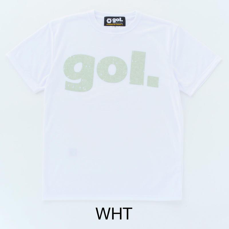 gol/ゴル/フェイクコットンドライシャツ<ARGENTINA>(ホワイト)【G992-718-001】