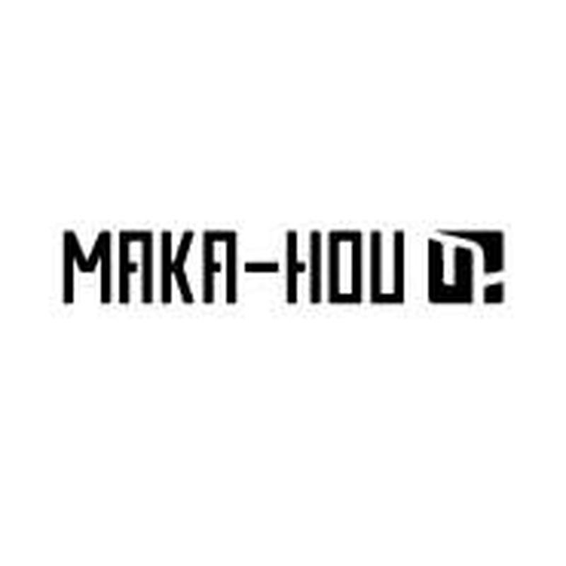 MAKA-HOU ロゴステッカー (防水・耐候性)