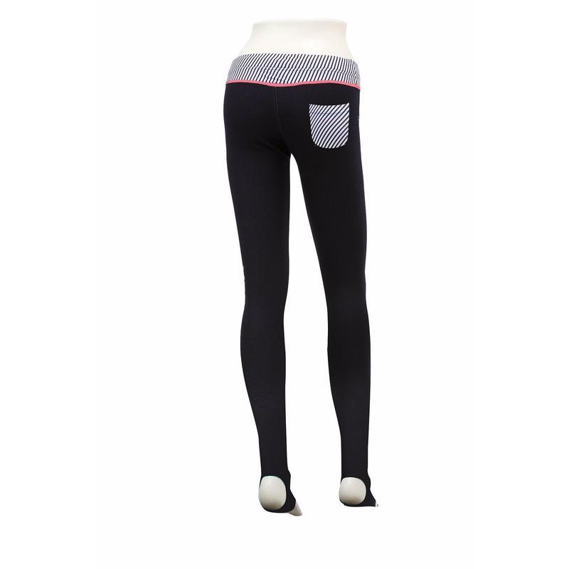 UVカット機能付きラッシュレギンス 【71W09-81S】 MAKA-HOU Leggings pants  ※紐付き