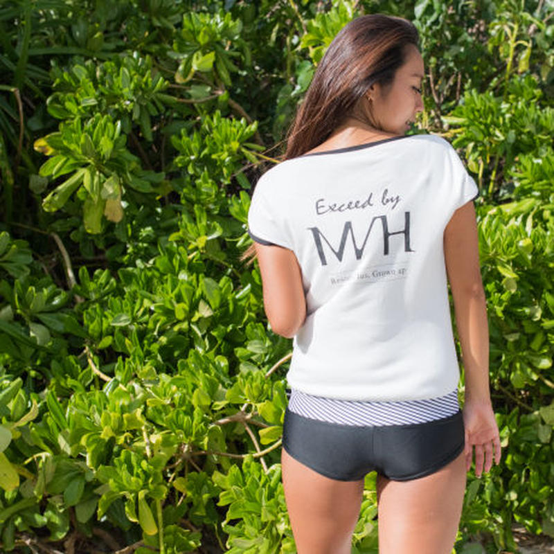 Tシャツ1体型 【22W03-81S】Exceed T-shirts with Hot pants