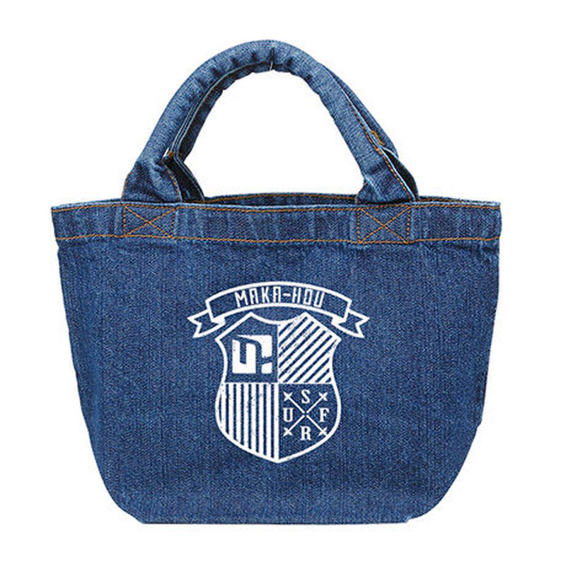 デニムトート【92U03】DENIM TOTE BAG