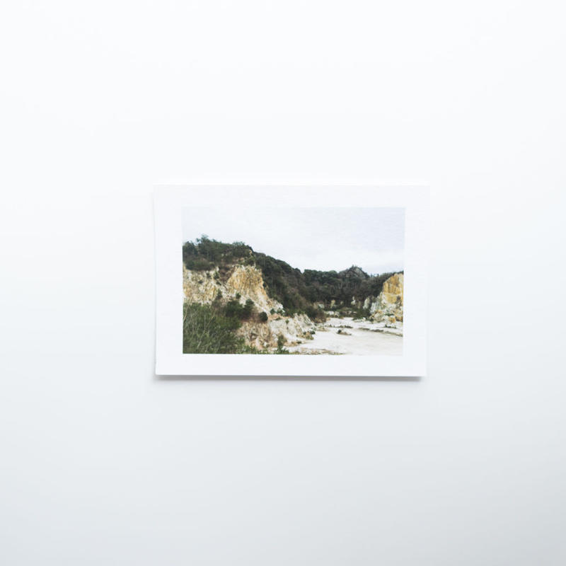 有田 / Postcard Size Original Print 03