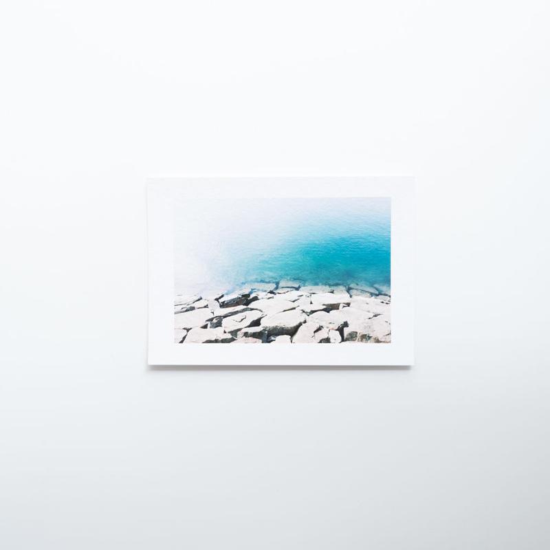高松 / Postcard Size Original Print 06