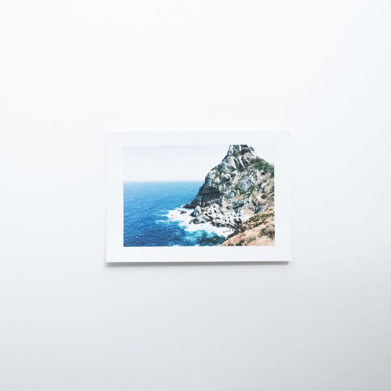 新上五島 / Postcard Size Original Print 05