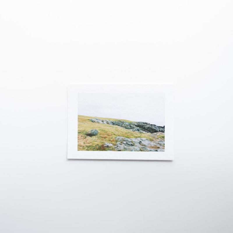 小値賀 / Postcard Size Original Print 04