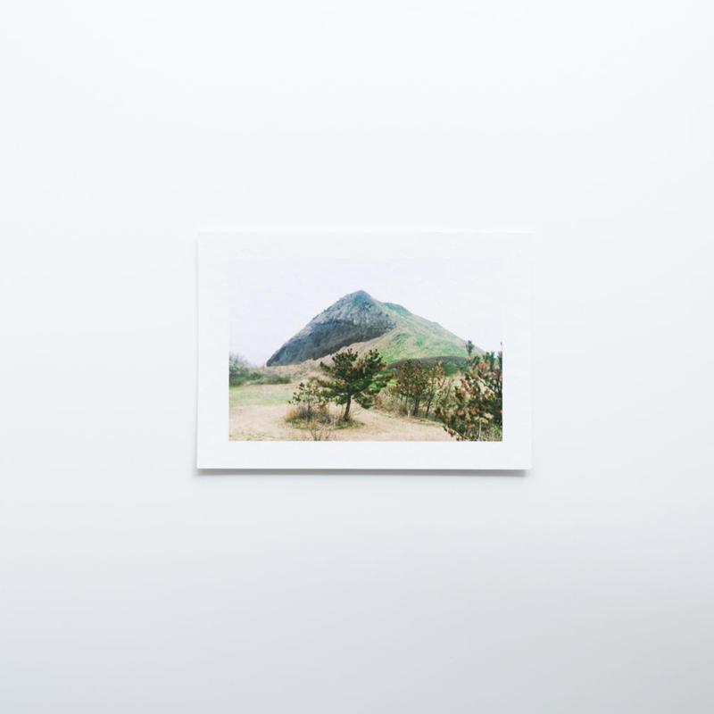 佐渡 / Postcard Size Original Print 02