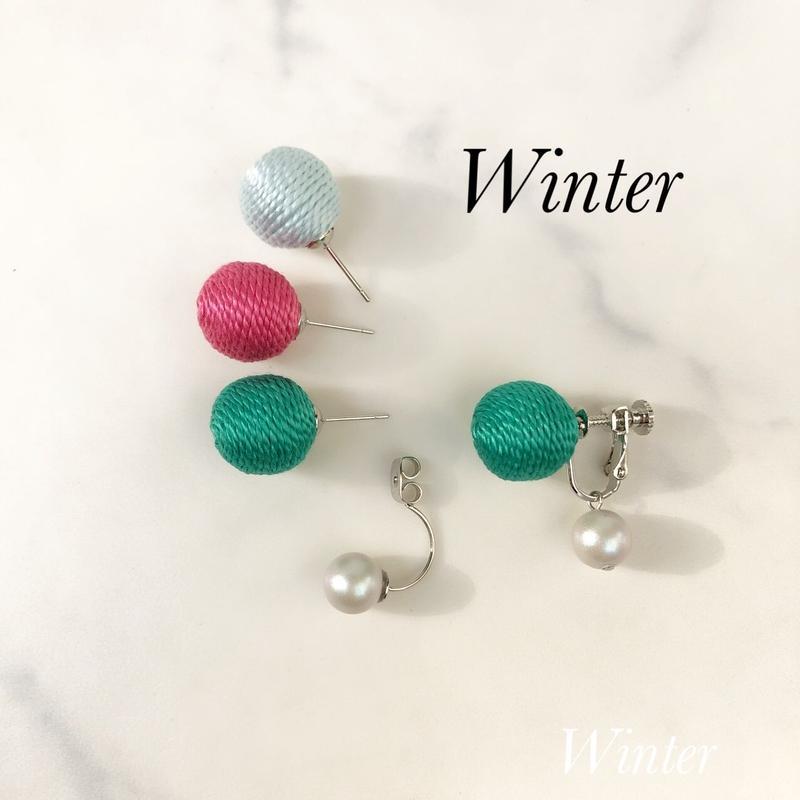 Pomponパール(Winter/ウィンター)