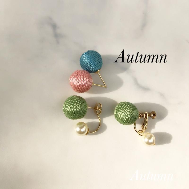 Pomponパール(Autumn/オータム)