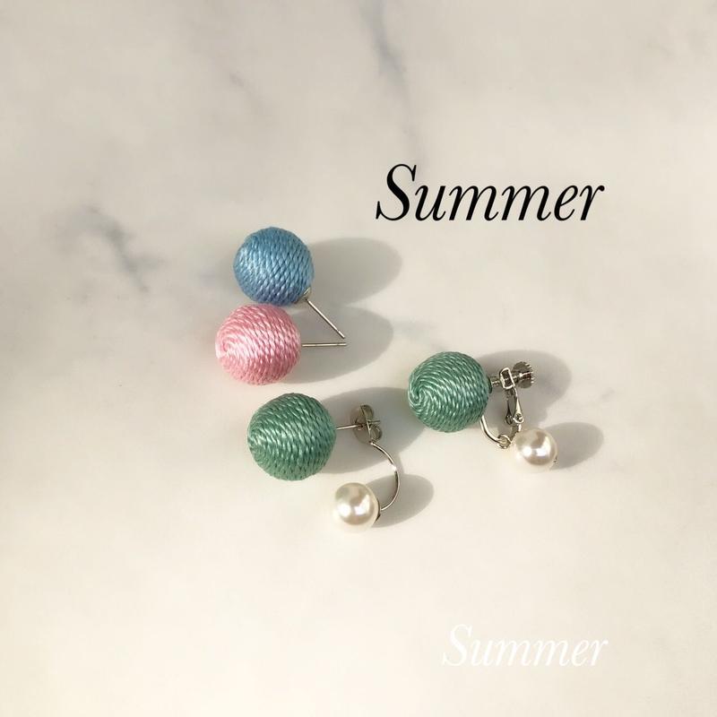 Pomponパール(Summer/サマー)