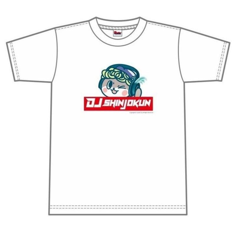 DJしんじょう君Tシャツ